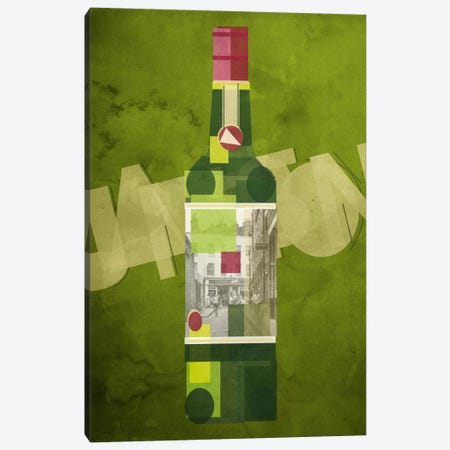 Jameson Canvas Print #GSP6} by 5by5collective Canvas Print