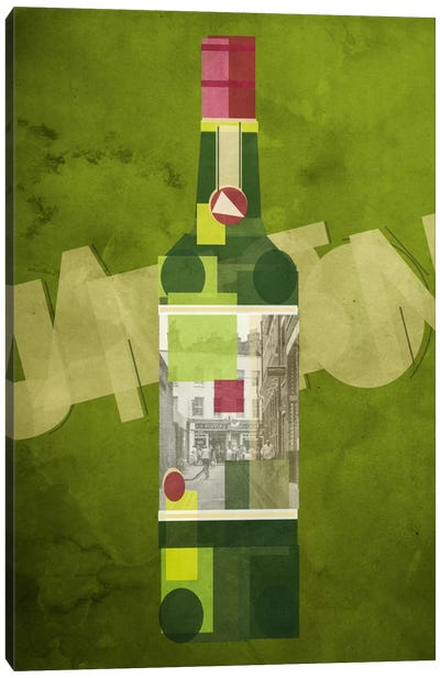 Jameson Canvas Art Print