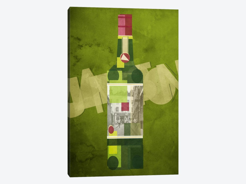 Jameson by 5by5collective 1-piece Canvas Artwork