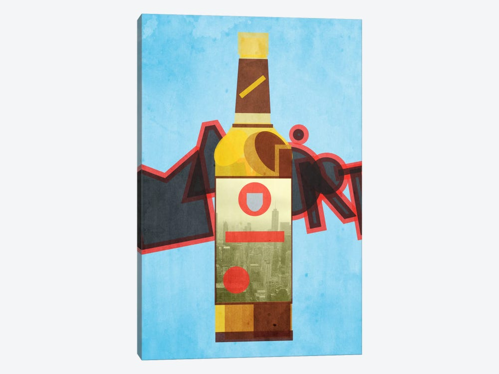 Jeppesons by 5by5collective 1-piece Canvas Art Print