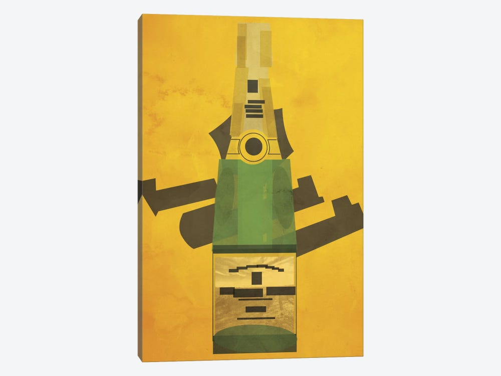 Veuve by 5by5collective 1-piece Art Print