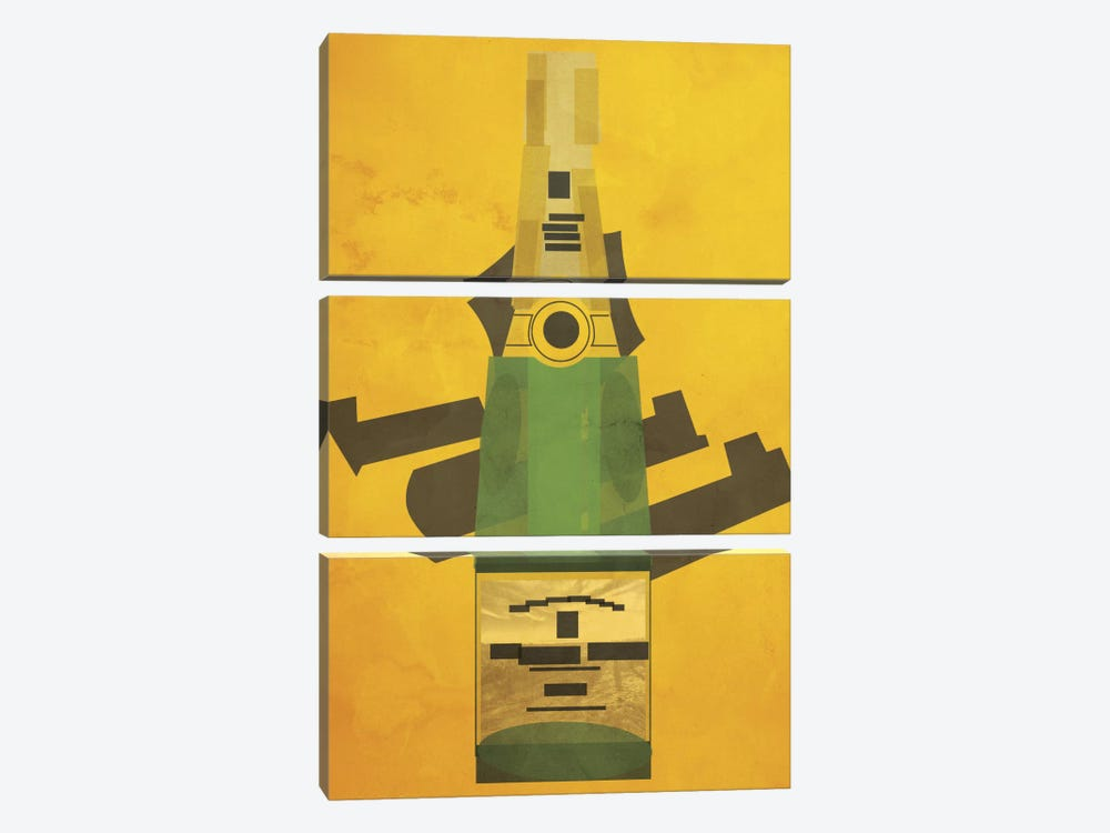 Veuve by 5by5collective 3-piece Art Print