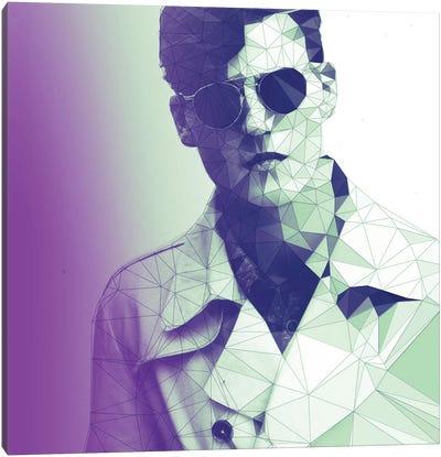 Fashion Snob Purple Haze Canvas Print #GSS16