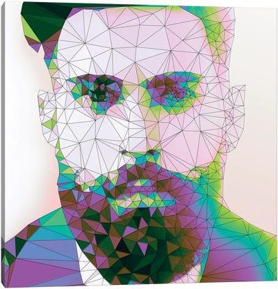 Bearded Jack Canvas Art Print