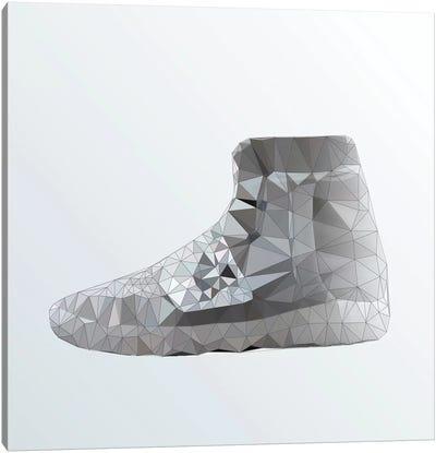 Yeezy 750 Boost: Grey Canvas Print #GSS1