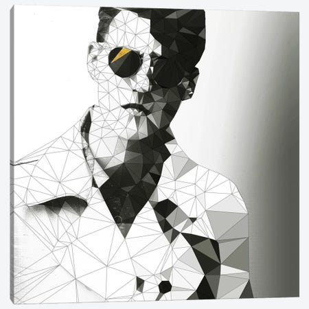 Geometry Style Canvas Print #GSS20} by 5by5collective Art Print