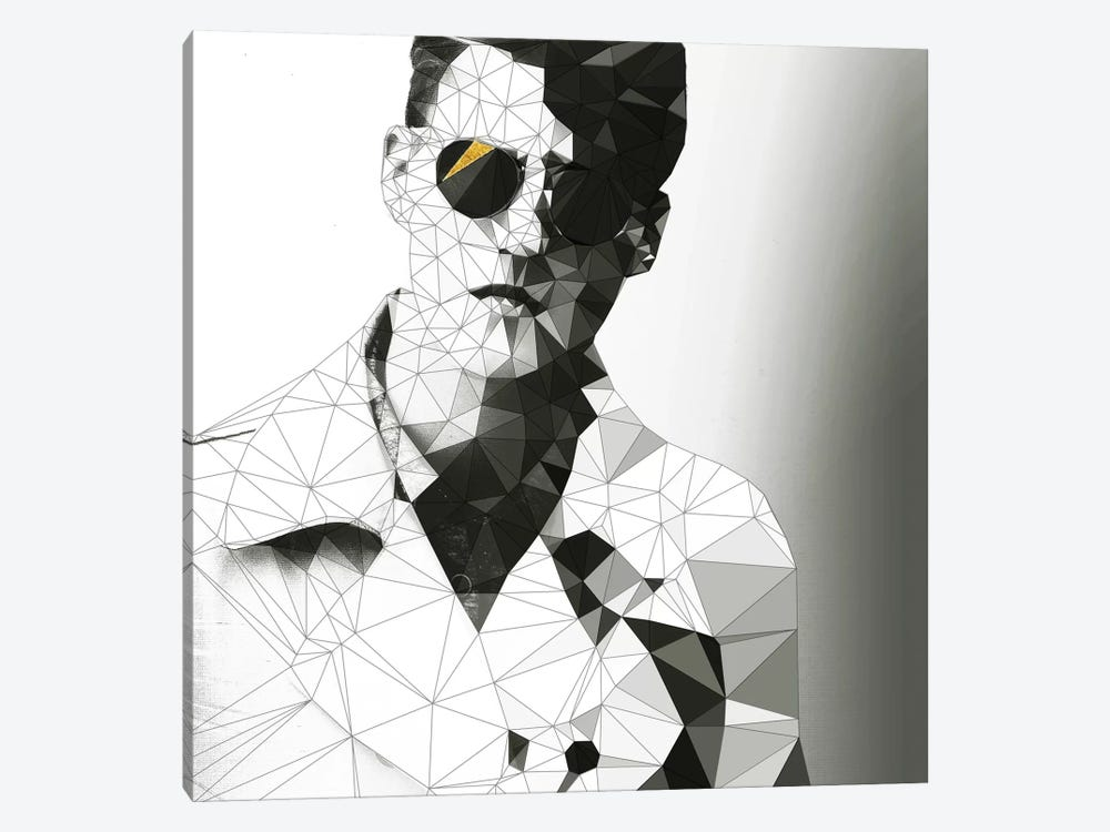 Geometry Style by 5by5collective 1-piece Canvas Artwork