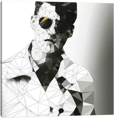 Geometry Style Canvas Art Print