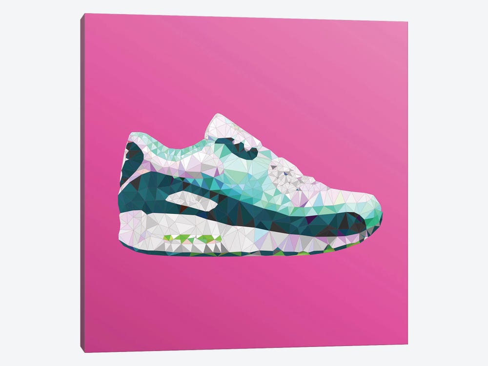 Air Max 90: Emerald Pack by 5by5collective 1-piece Art Print