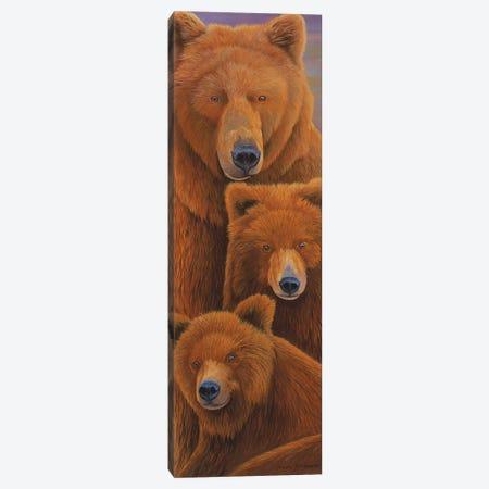 Alaska Coming I Canvas Print #GST101} by Graeme Stevenson Canvas Artwork