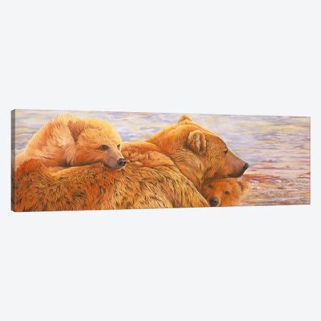 Alaska Coming III Canvas Print #GST103} by Graeme Stevenson Canvas Art