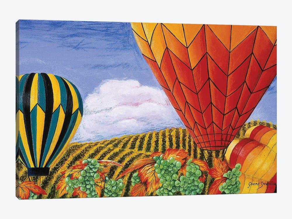California Balloons by Graeme Stevenson 1-piece Canvas Art Print