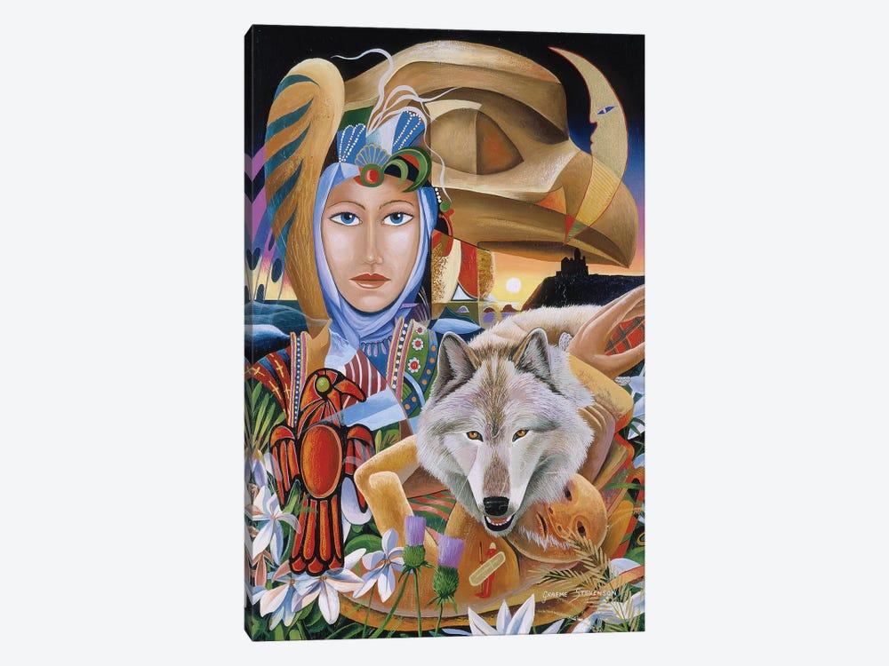 Celtic Dawn by Graeme Stevenson 1-piece Canvas Wall Art