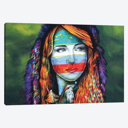 Celtic Memories Canvas Print #GST142} by Graeme Stevenson Canvas Artwork