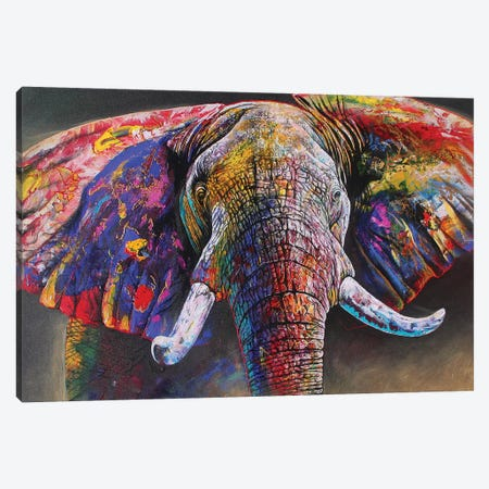 Electric Charge Canvas Print #GST165} by Graeme Stevenson Art Print