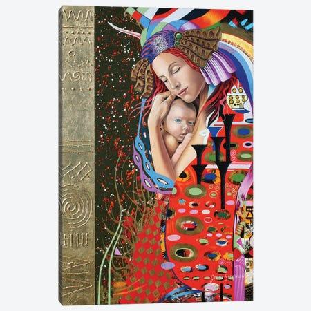Kylies Love Canvas Print #GST199} by Graeme Stevenson Canvas Print
