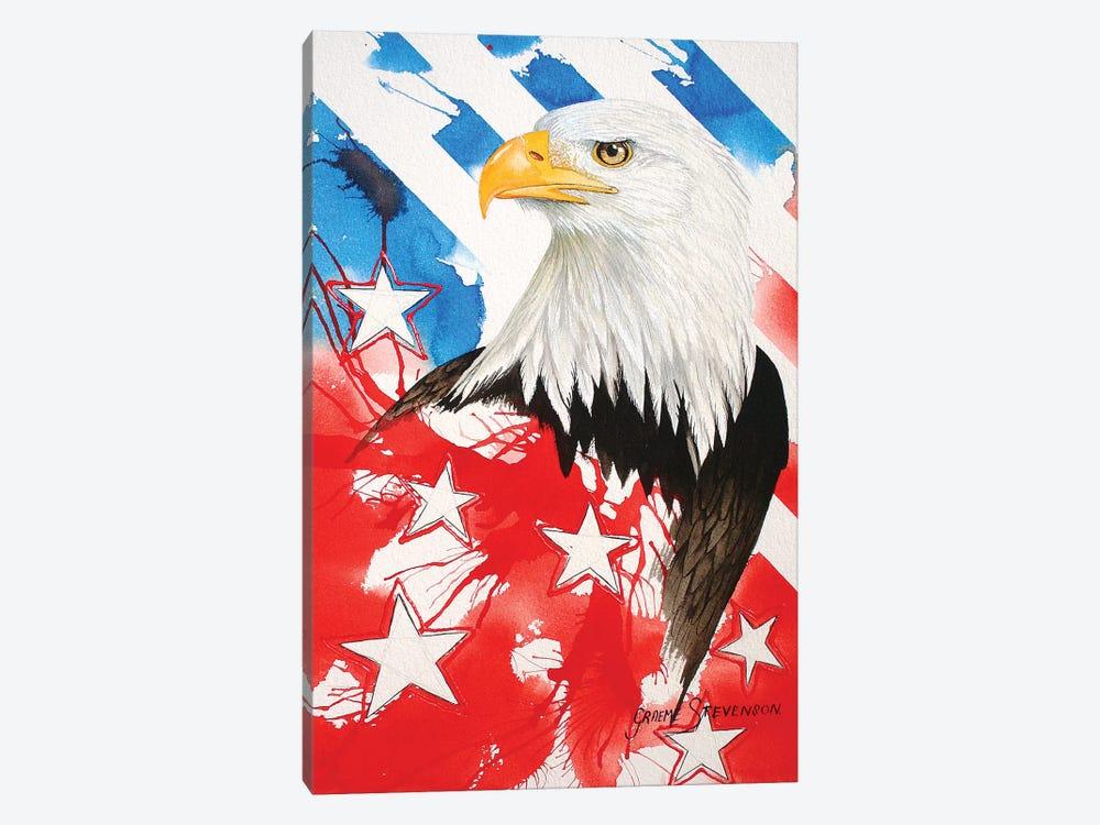 Liberty by Graeme Stevenson 1-piece Canvas Print