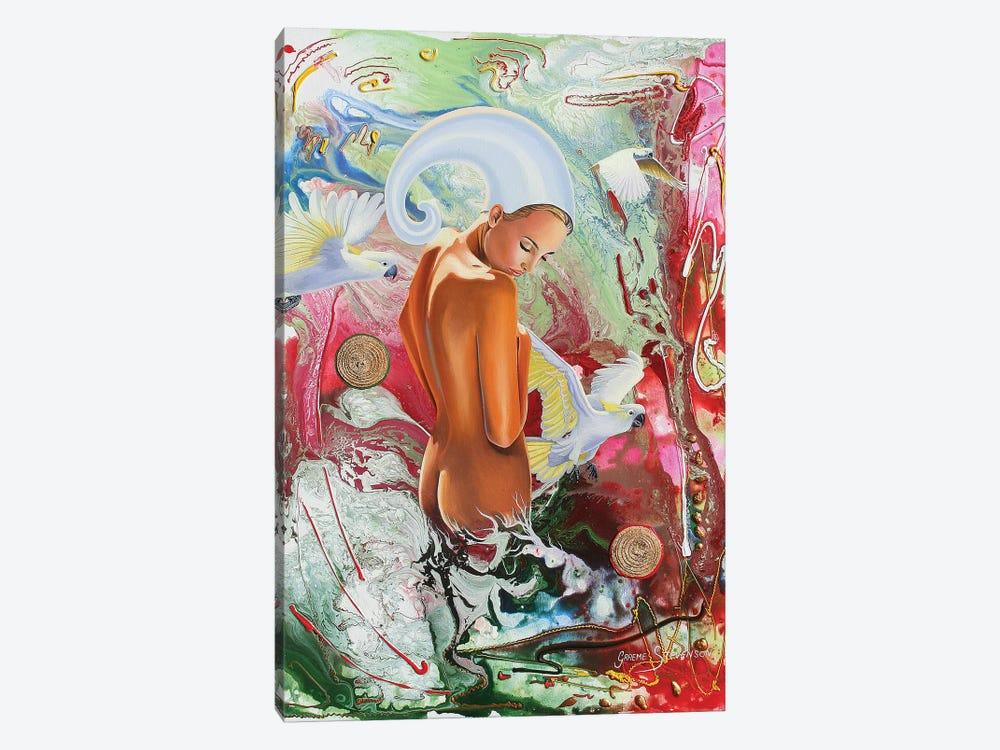 Life Begins by Graeme Stevenson 1-piece Art Print