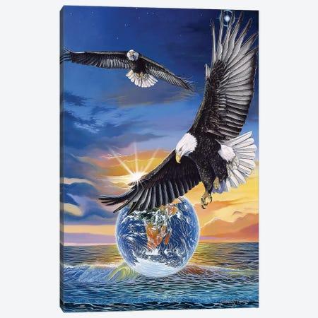 Meek Shall Inherit Canvas Print #GST214} by Graeme Stevenson Canvas Print