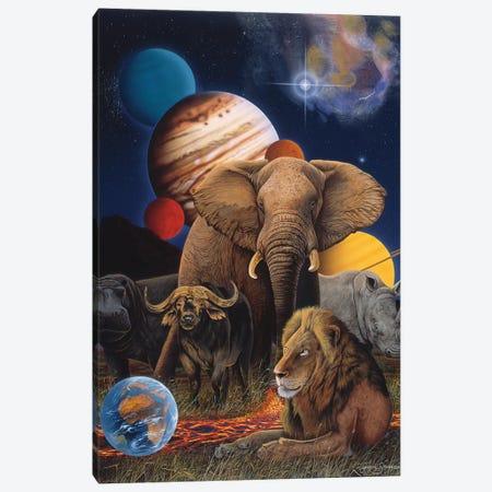 Millenium Canvas Print #GST216} by Graeme Stevenson Canvas Print