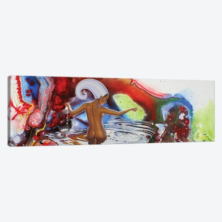 Mother Of Life Canvas Print #GST218} by Graeme Stevenson Canvas Art
