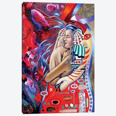 My Child Canvas Print #GST222} by Graeme Stevenson Art Print
