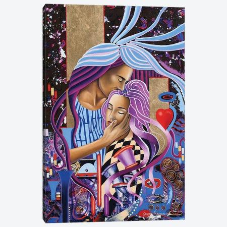 My Love Canvas Print #GST223} by Graeme Stevenson Art Print