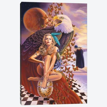 My Time Canvas Print #GST225} by Graeme Stevenson Canvas Art