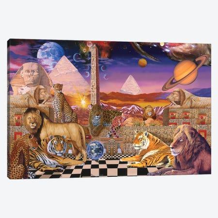 Pharoahspride Rip Canvas Print #GST239} by Graeme Stevenson Canvas Artwork