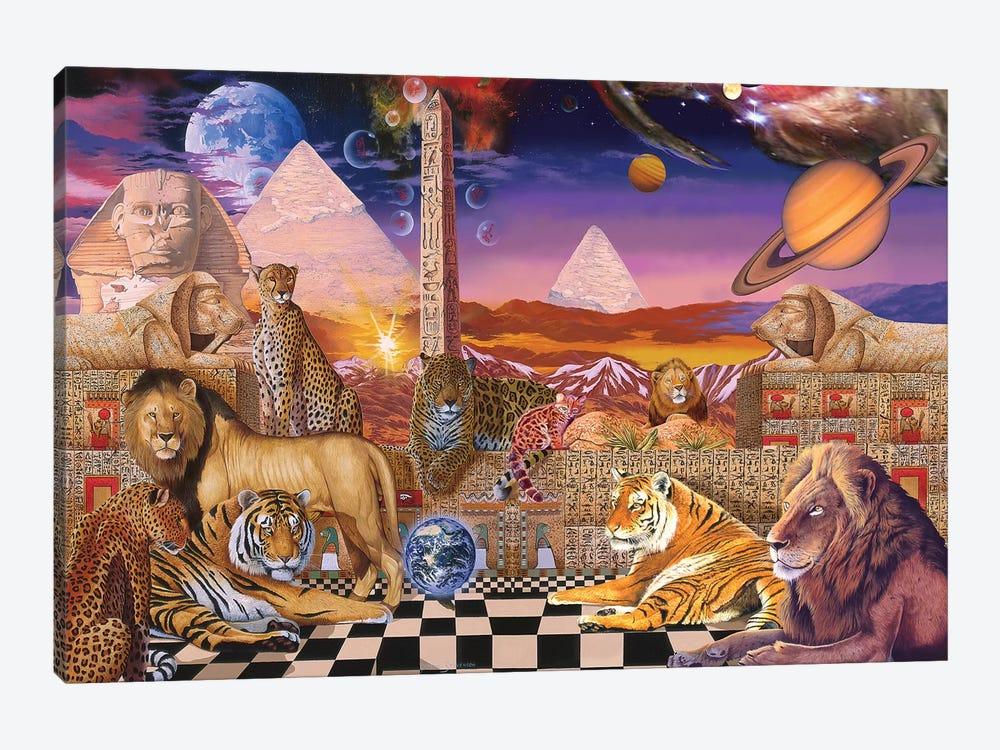Pharoahspride Rip by Graeme Stevenson 1-piece Canvas Print