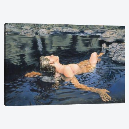 Shelly II Canvas Print #GST249} by Graeme Stevenson Canvas Art Print