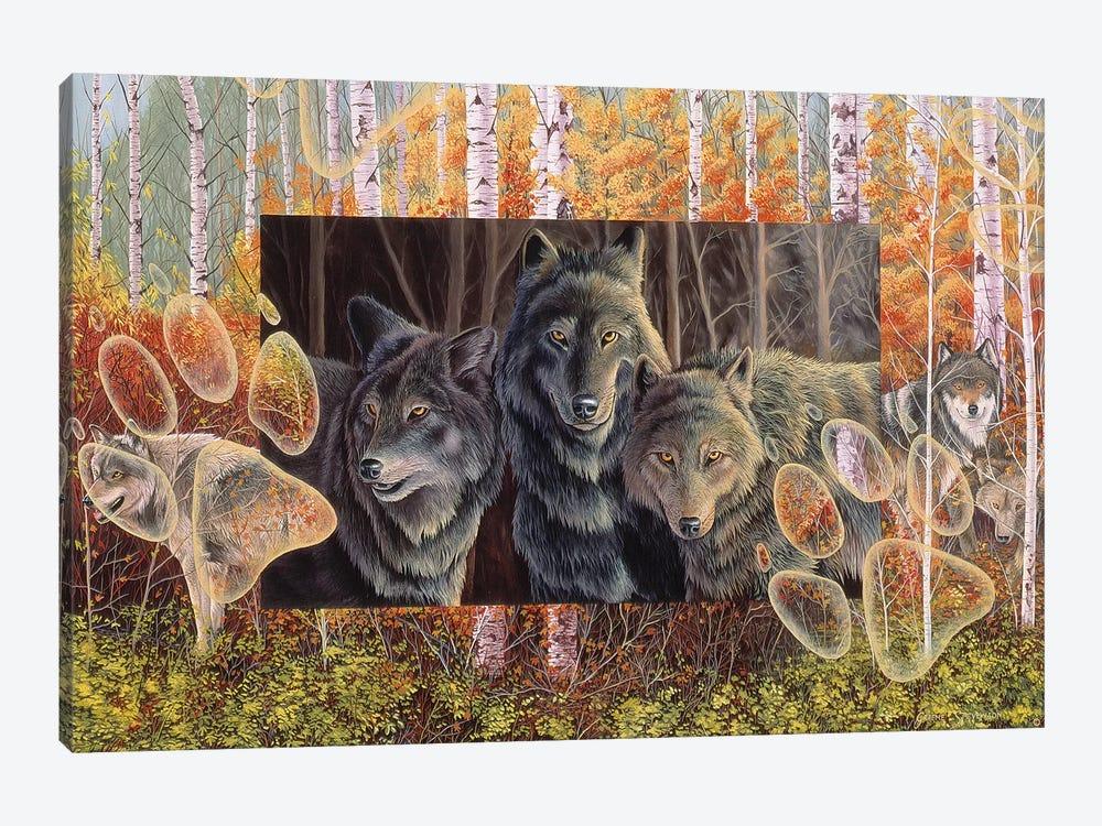 Step Lightly by Graeme Stevenson 1-piece Canvas Art Print