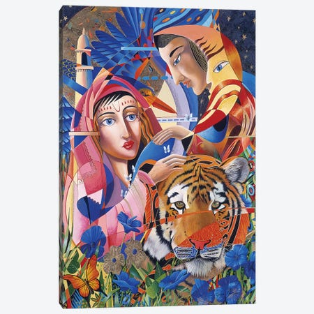 Sweet Taste Of India Canvas Print #GST264} by Graeme Stevenson Canvas Wall Art