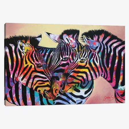The Colours On Nature Canvas Print #GST275} by Graeme Stevenson Art Print