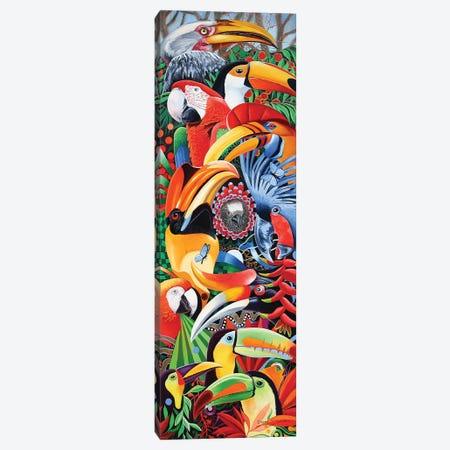 Heads Up Canvas Print #GST27} by Graeme Stevenson Art Print