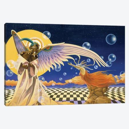 The Guff Canvas Print #GST283} by Graeme Stevenson Art Print
