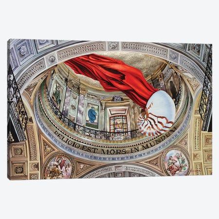 The Hidden Agenda Canvas Print #GST284} by Graeme Stevenson Canvas Artwork