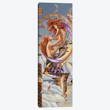 The Huntress Canvas Print #GST286} by Graeme Stevenson Canvas Art