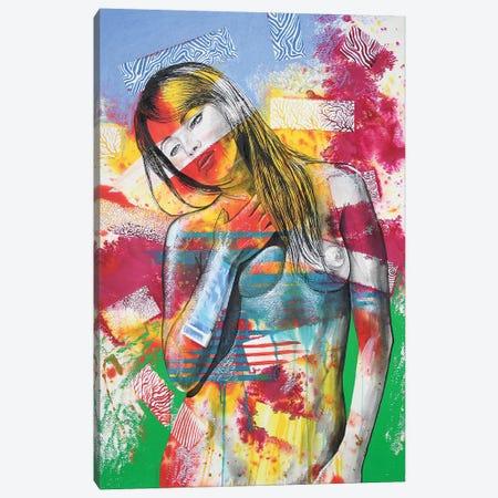 The Lost Soul 3-Piece Canvas #GST293} by Graeme Stevenson Canvas Art