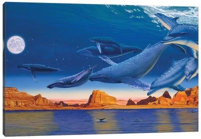 The Return Home Canvas Art Print