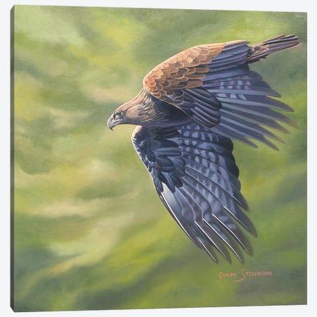 The Stoop Canvas Print #GST309} by Graeme Stevenson Canvas Artwork