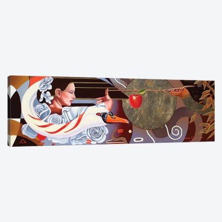 The Temptation Of Eve Canvas Print #GST310} by Graeme Stevenson Canvas Print
