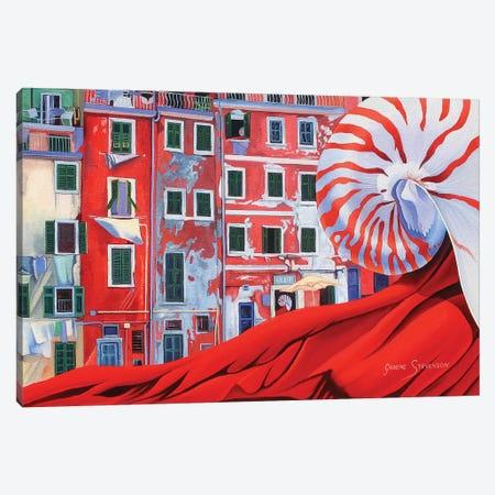 Walk With Me Canvas Print #GST337} by Graeme Stevenson Canvas Wall Art