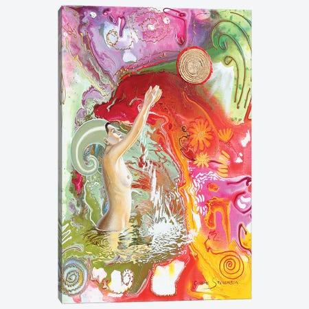 Water And Light Canvas Print #GST338} by Graeme Stevenson Canvas Art Print