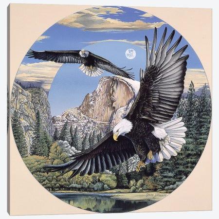 Yosemite Majesty Canvas Print #GST346} by Graeme Stevenson Canvas Print