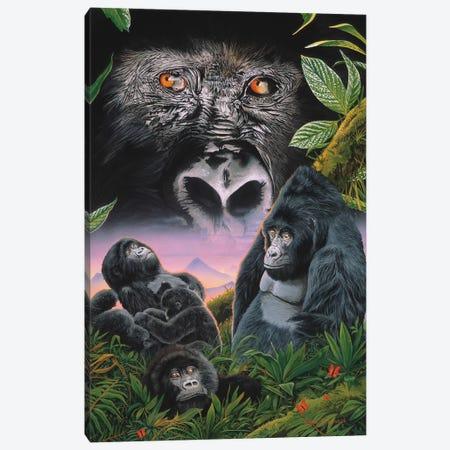 Just Like You Canvas Print #GST37} by Graeme Stevenson Canvas Wall Art