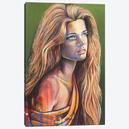 Lady Jane Canvas Print #GST38} by Graeme Stevenson Art Print