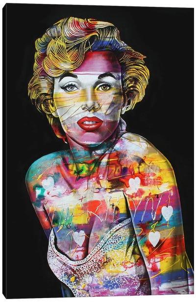 Miss M Canvas Art Print