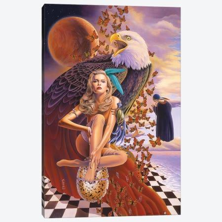 My Time Canvas Print #GST46} by Graeme Stevenson Art Print