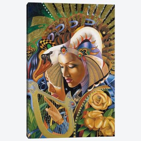Reflections Of Life Canvas Print #GST57} by Graeme Stevenson Canvas Art